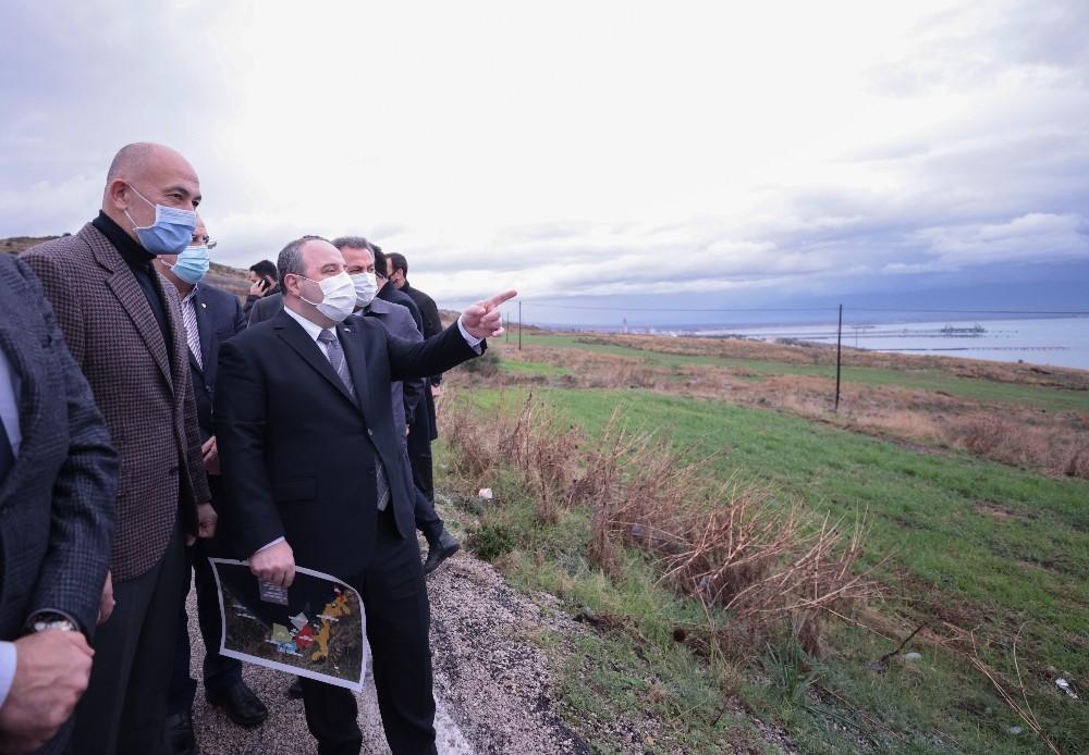 """Bakan Varank: """"Ceyhan, Mersin, Hatay; cari açık verdiğimiz alanlarda yatırım yapılacak bölgeler olacak"""""""