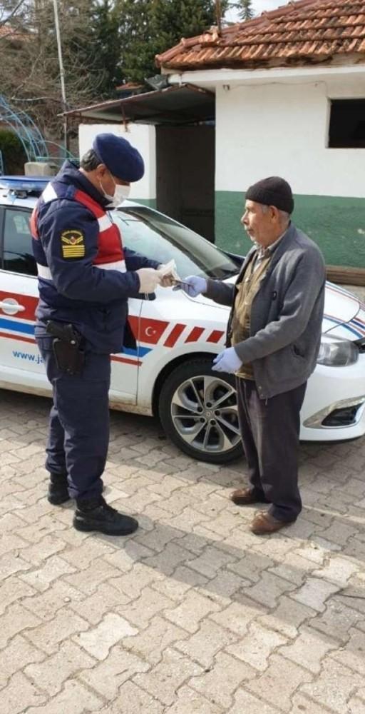 Karabük'te 10 vakanın görüldüğü köy karantinaya alındı