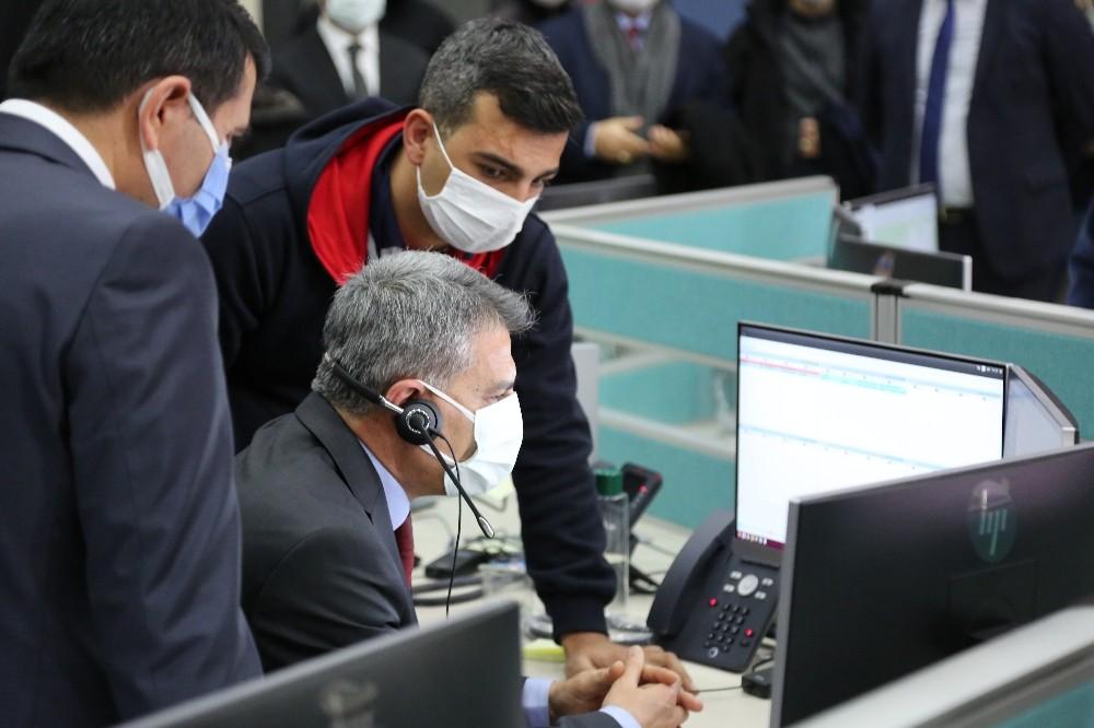 Tunceli?de yeni nesil 112 çağrı merkezi hizmete girdi ile ilgili görsel sonucu
