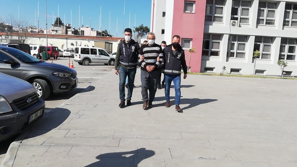 Arazi cinayetinde karı-koca tutuklandı