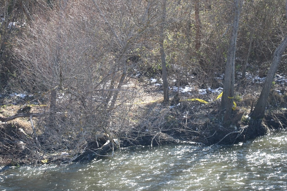 Yeşilırmak Nehri'nde erkek cesedi bulundu