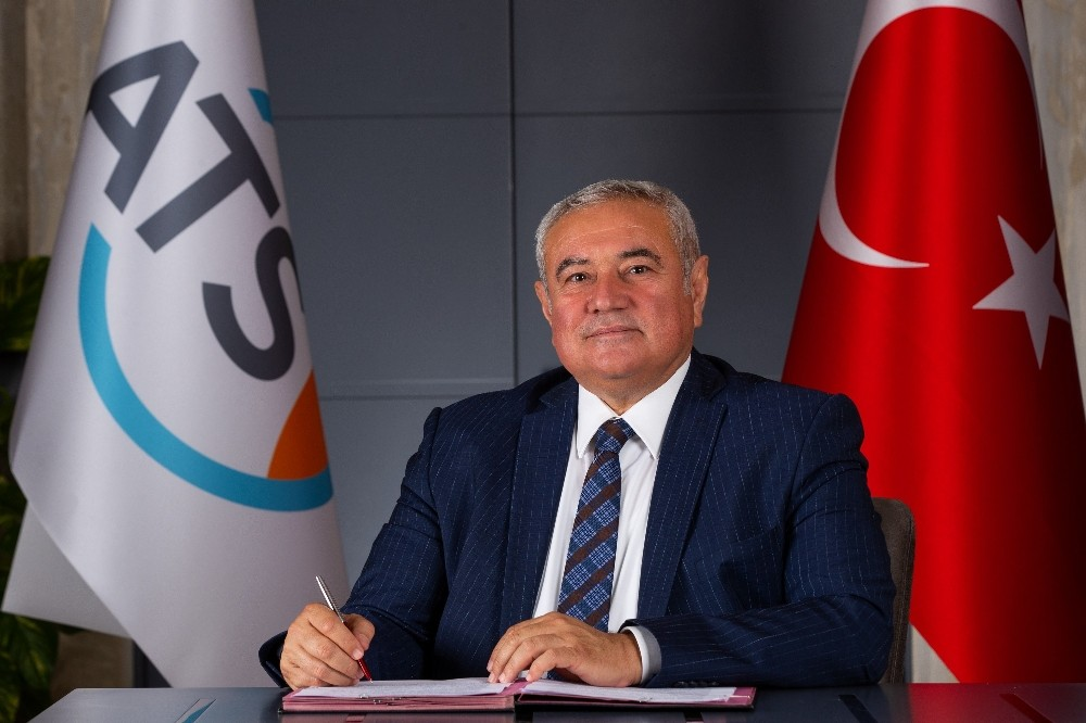 ATSO Başkanı Çetin: Antalya sağlık turizmi pastasından daha fazla pay almalı