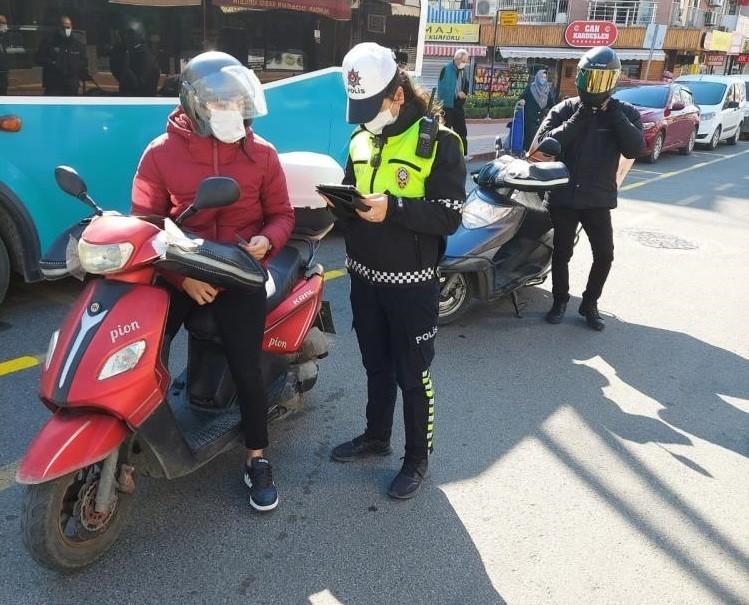 Düzce'de trafiğe kayıtlı 18 bine yakın motosiklet var