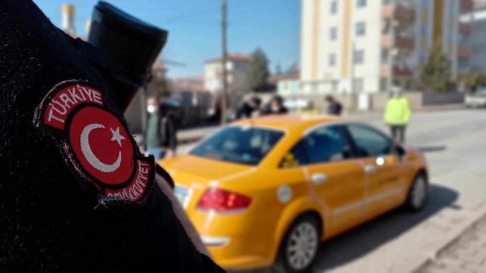 Kırıkkale'de huzur ve güven uygulaması