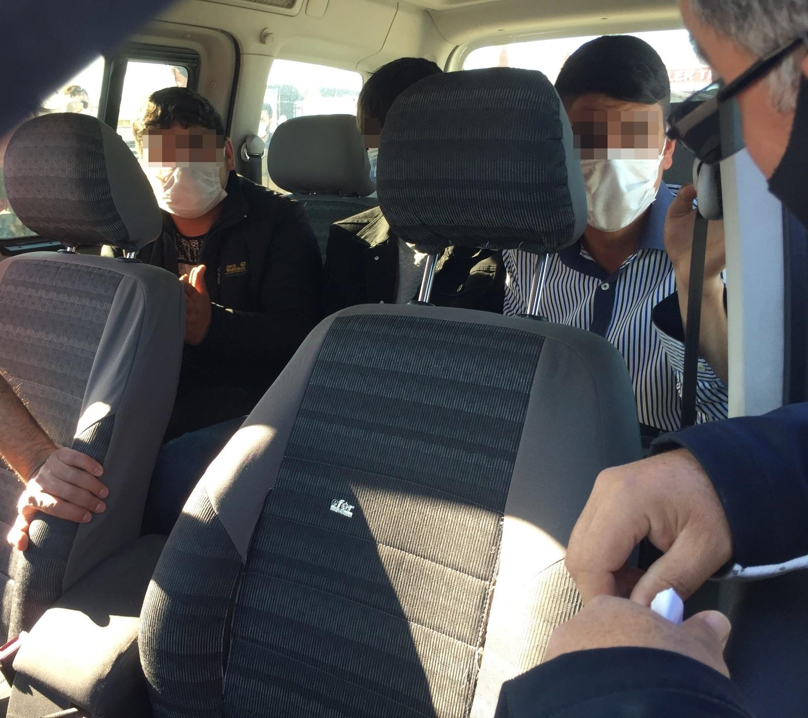 İncirlik'te havaya ateş eden çocuklar paniğe neden oldu - Adana Haberleri