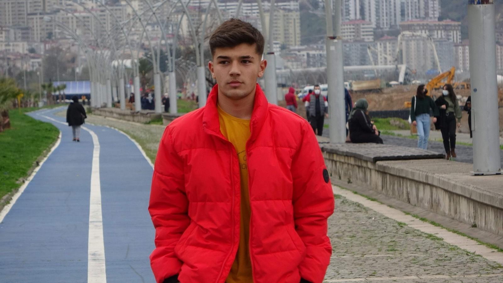 Apple'nin reklam yüzü Trabzon'dan - Trabzon Haberleri