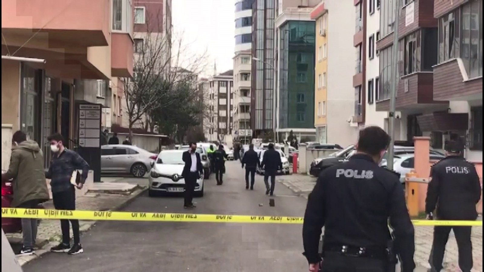 Kartal'da avukatlık bürosuna silahlı saldırı: 2 ölü 3 yaralı - İstanbul  Haberleri