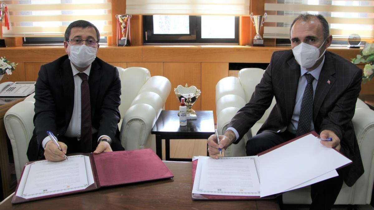 İnönü ve Fırat Üniversiteleri arasında iş birliği protokolü imzalandı -  Malatya Haberleri