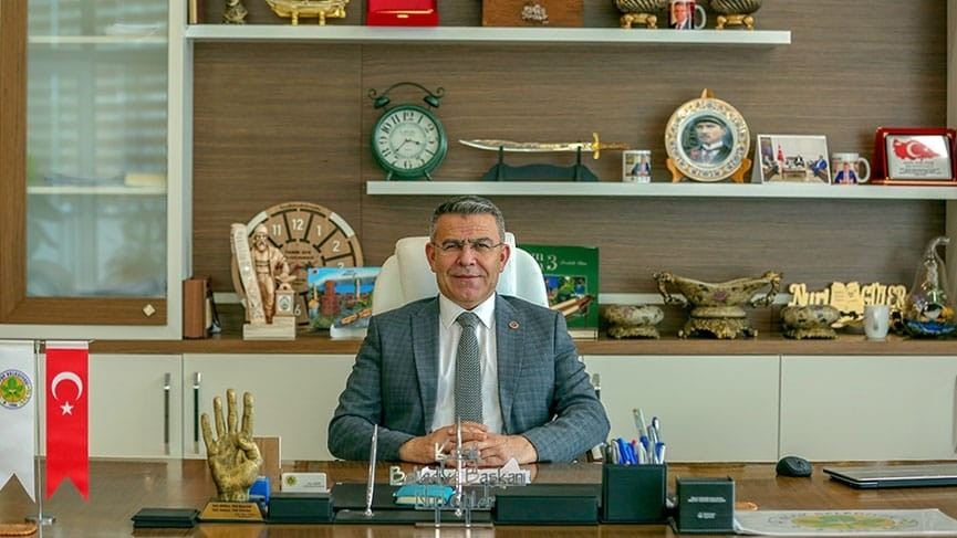 Köşk Belediye Başkanı Güler'den 'Anneler Günü' mesajı