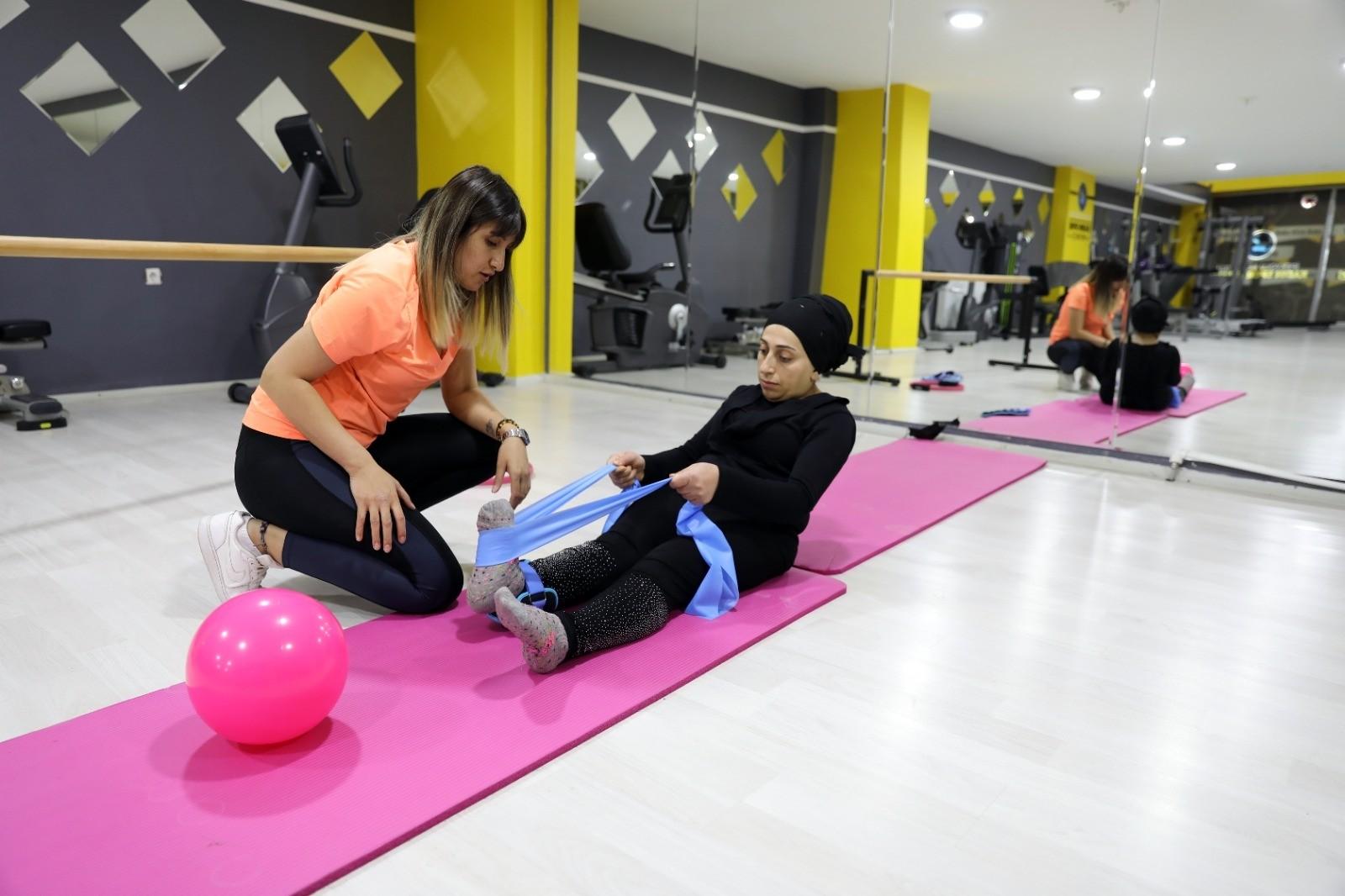 İpekyolu Belediyesi Kadın Spor Merkezi şifa kapısı oldu - Van Haberleri