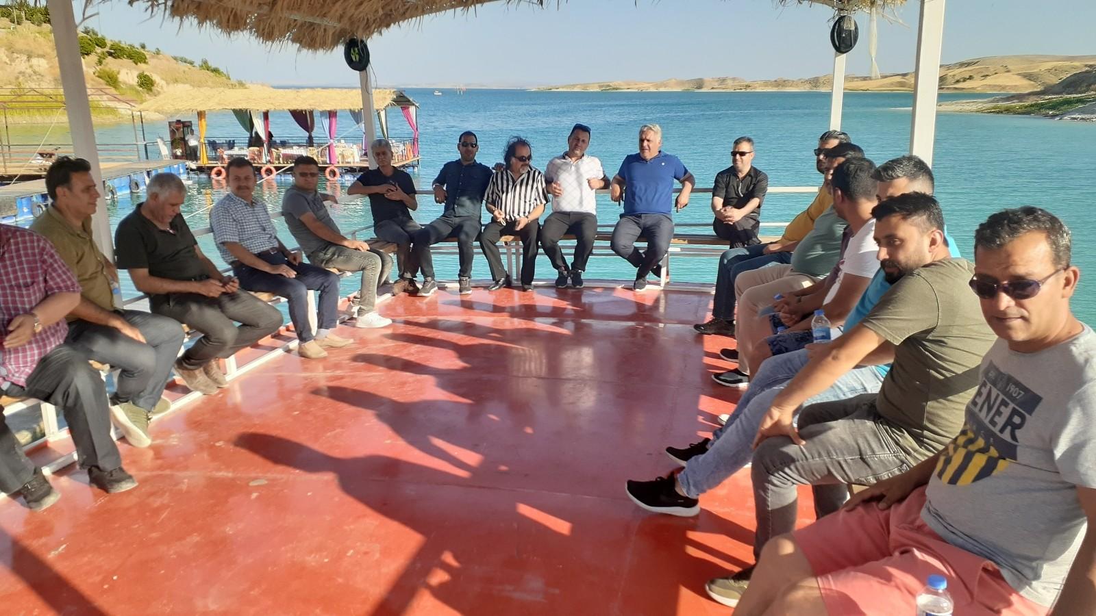 Samsat turizmde cazibe merkezi olmayı hedefliyor