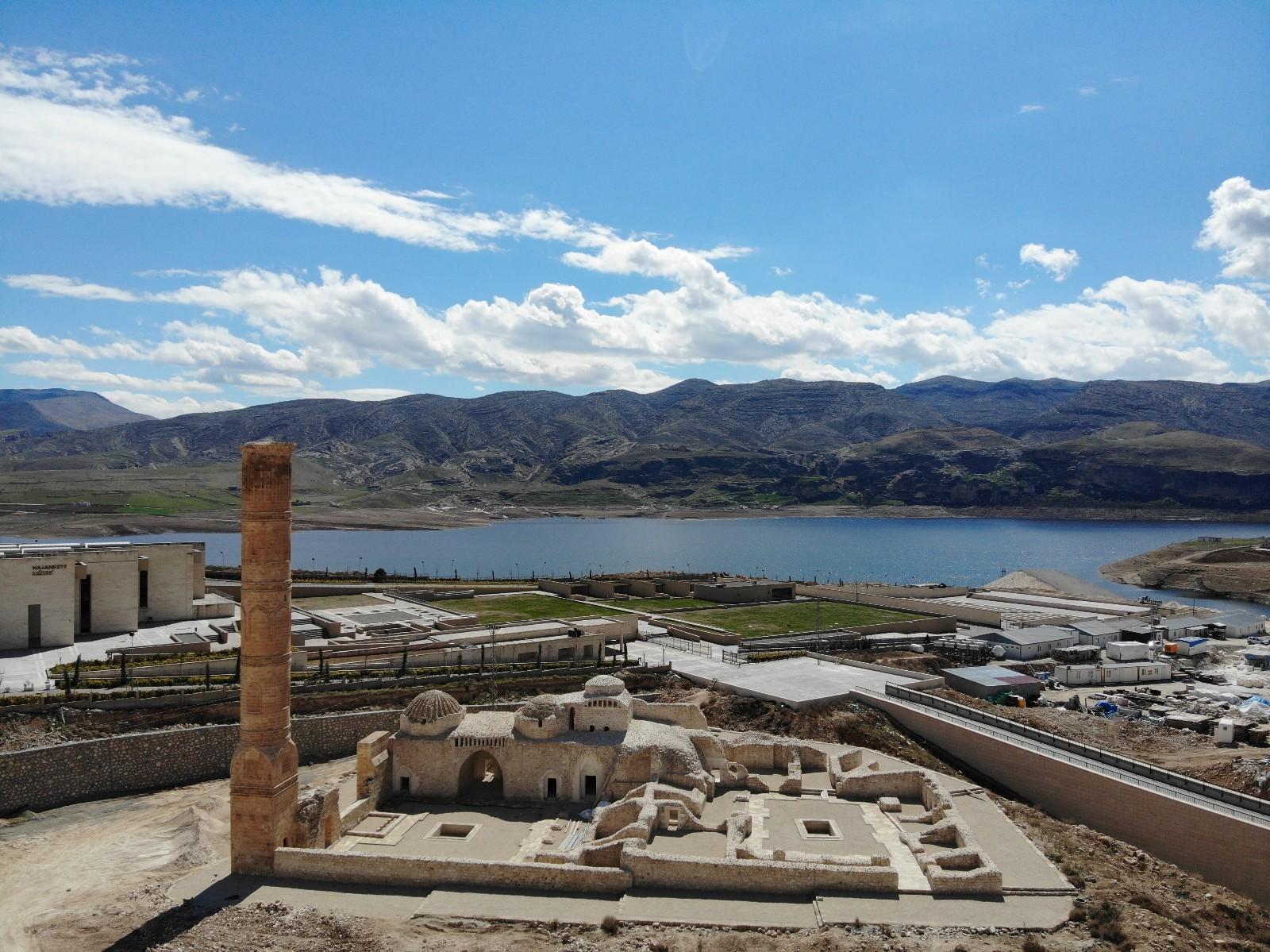 Hasankeyf'in dünya turizmine kazandırılması için girişimlere başlandı