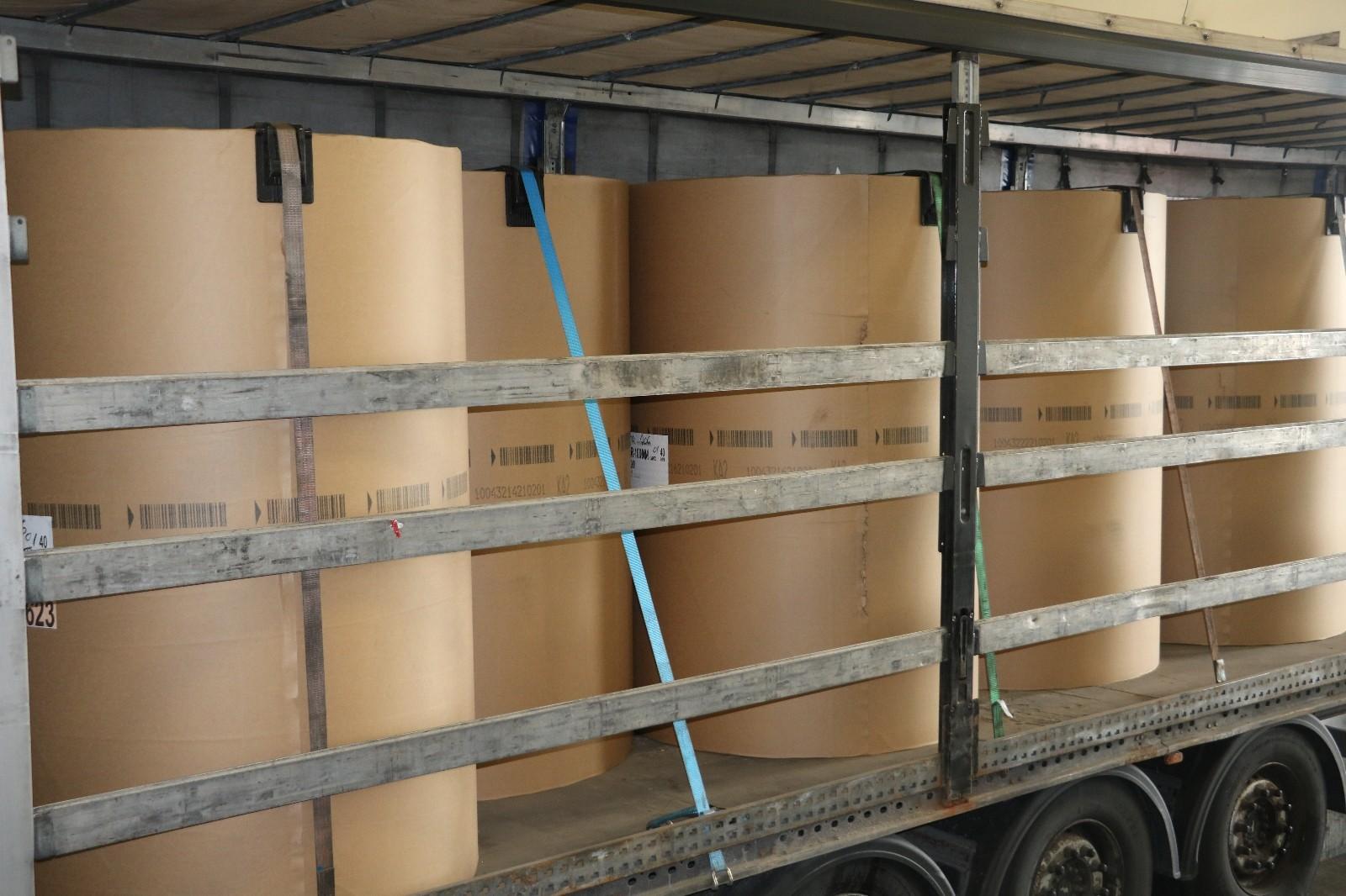 Kapıkule'de 16 ton 150 kilo uyuşturucu hammaddesi ele geçirildi