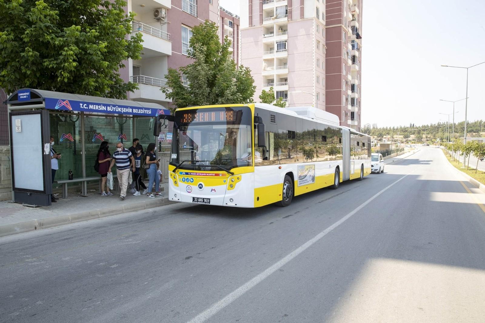 Büyükşehir Belediyesinden 65 yaş üzeri ve 18 yaş altı vatandaşlara 'toplu taşıma' çağrısı