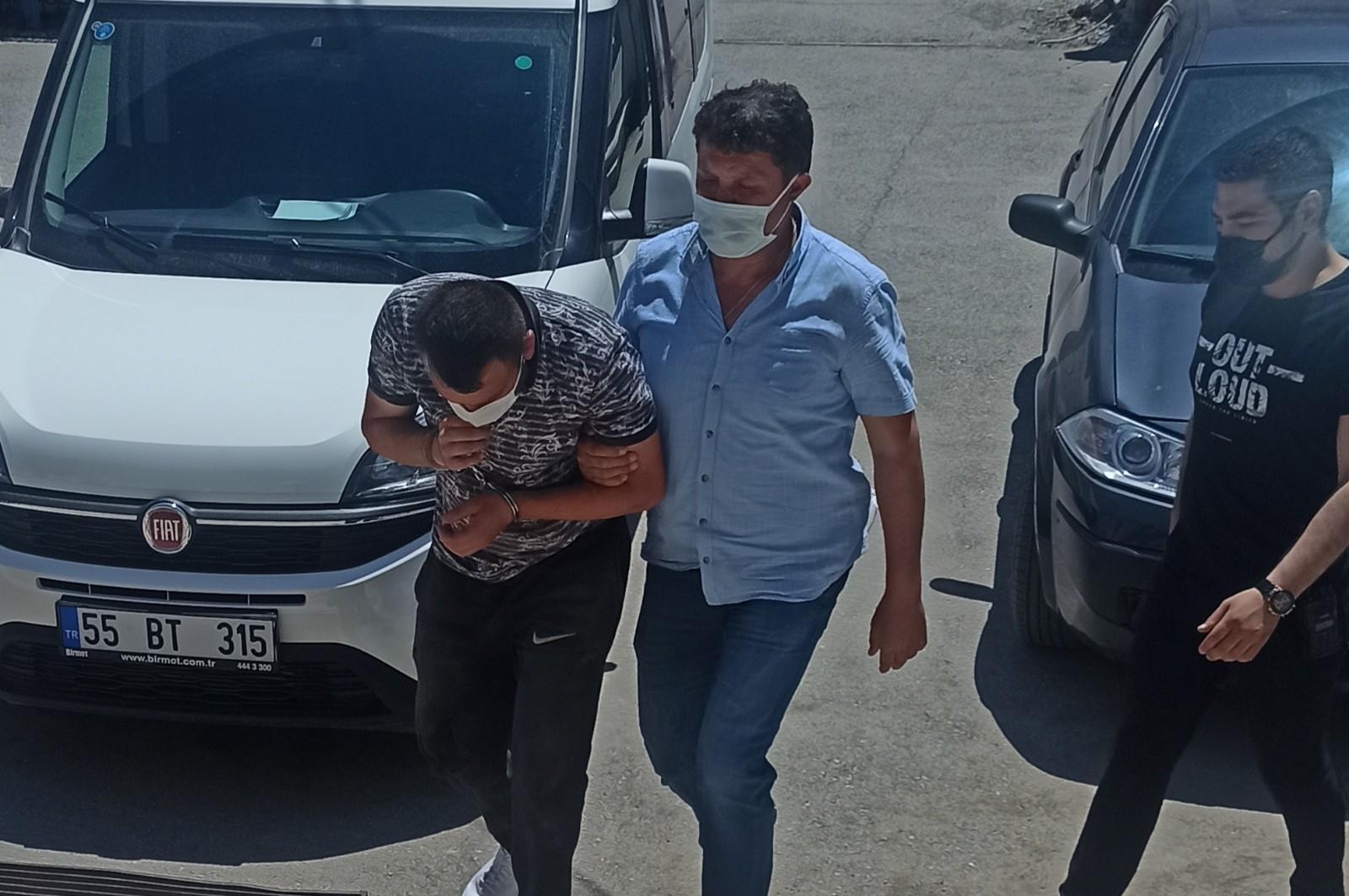 22 yıl hapis cezası bulunan şahıs yakalandı