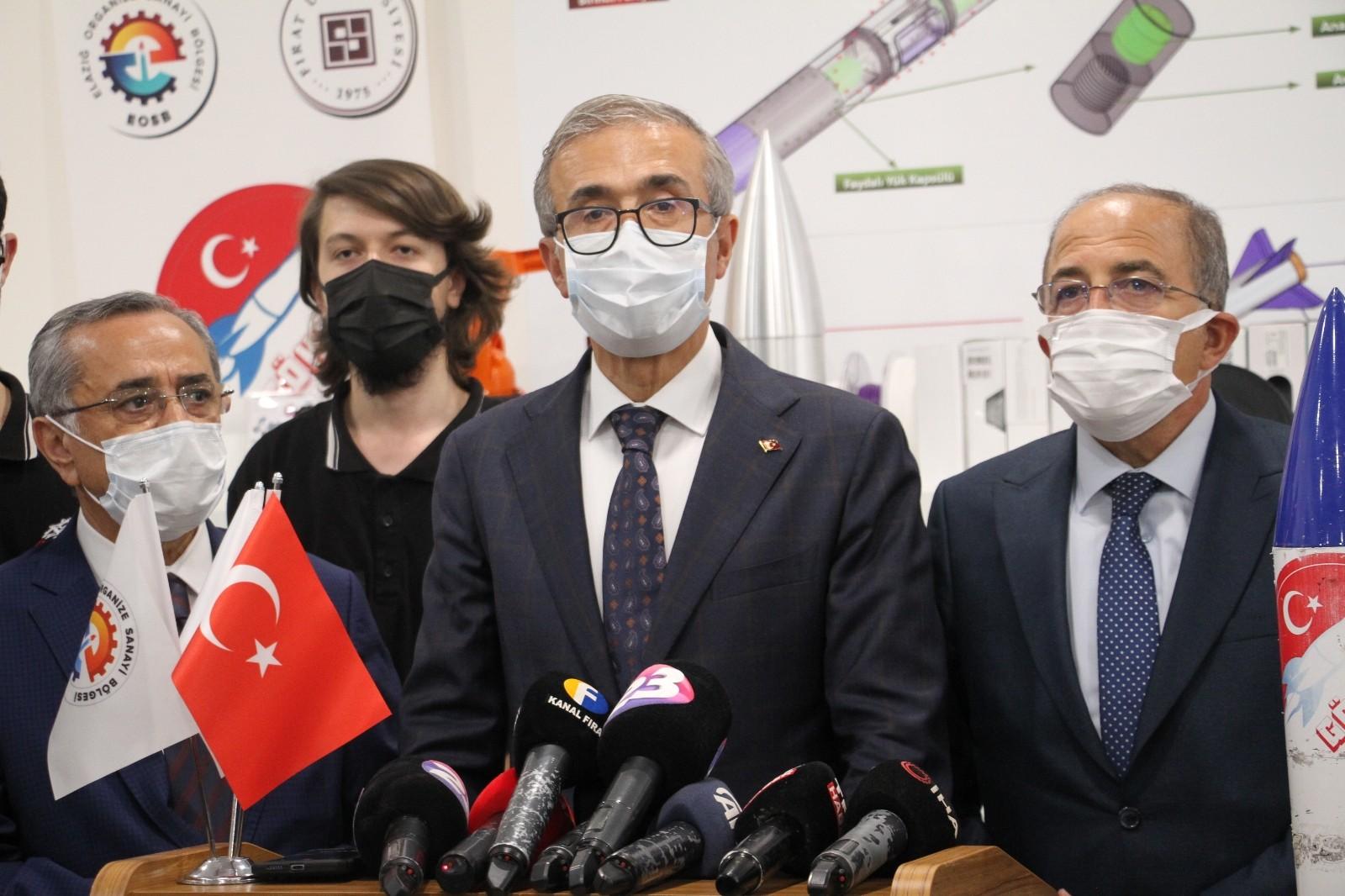 Savunma Sanayii Başkanı Demir: ?Yarın önümüzün kesilmesi ihtimali olan  ürünlerin hepsinde yüzde yüz yerlilik diyoruz? - Elazığ Haberleri