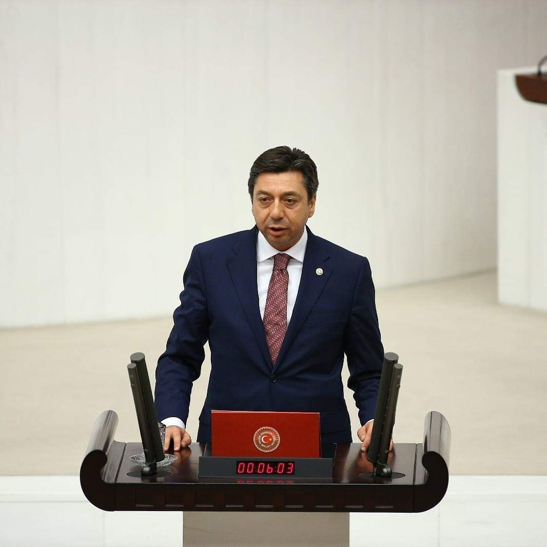 """AK Parti'li Kendirli: AK Parti söz verdiği gibi suyun gücünü milletle buluşturmaya devam ediyor"""""""