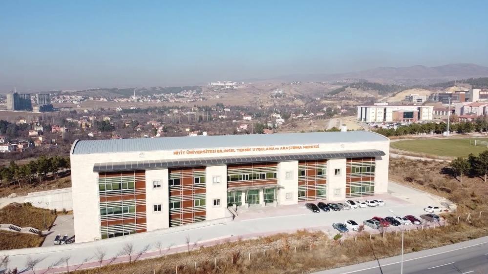 Hitit Üniversitesi'nden Avrupalı şirketlere test hizmeti