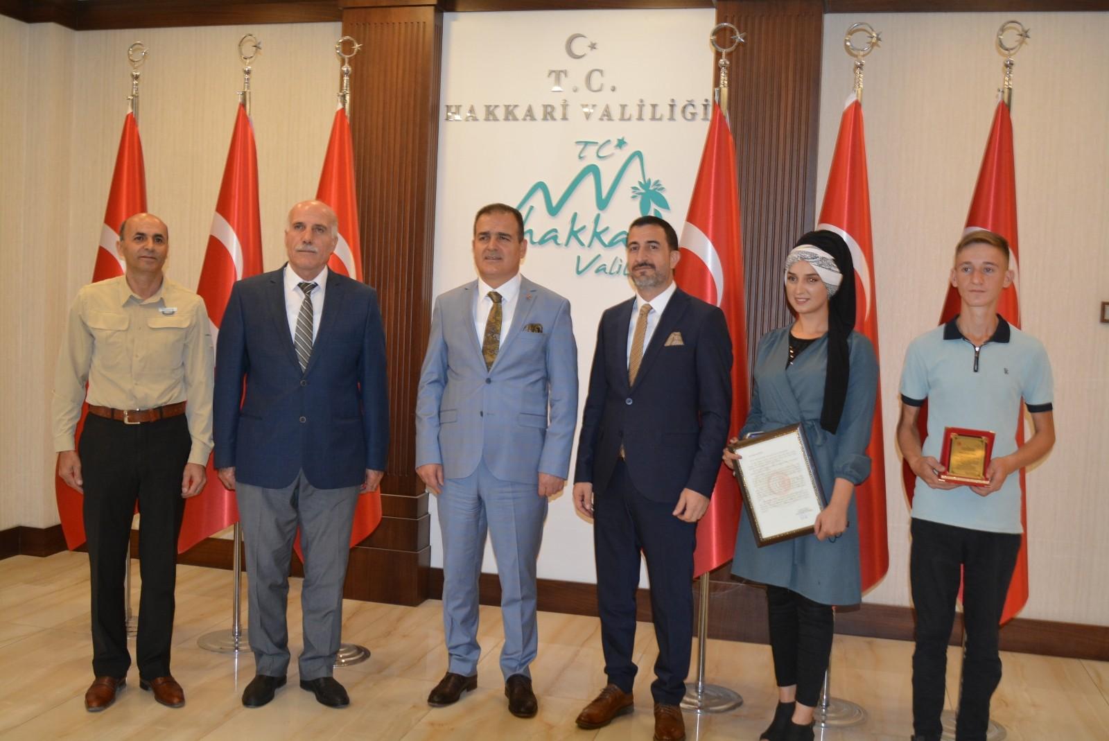 Vali Akbıyık'a Ahilik Haftası ziyareti