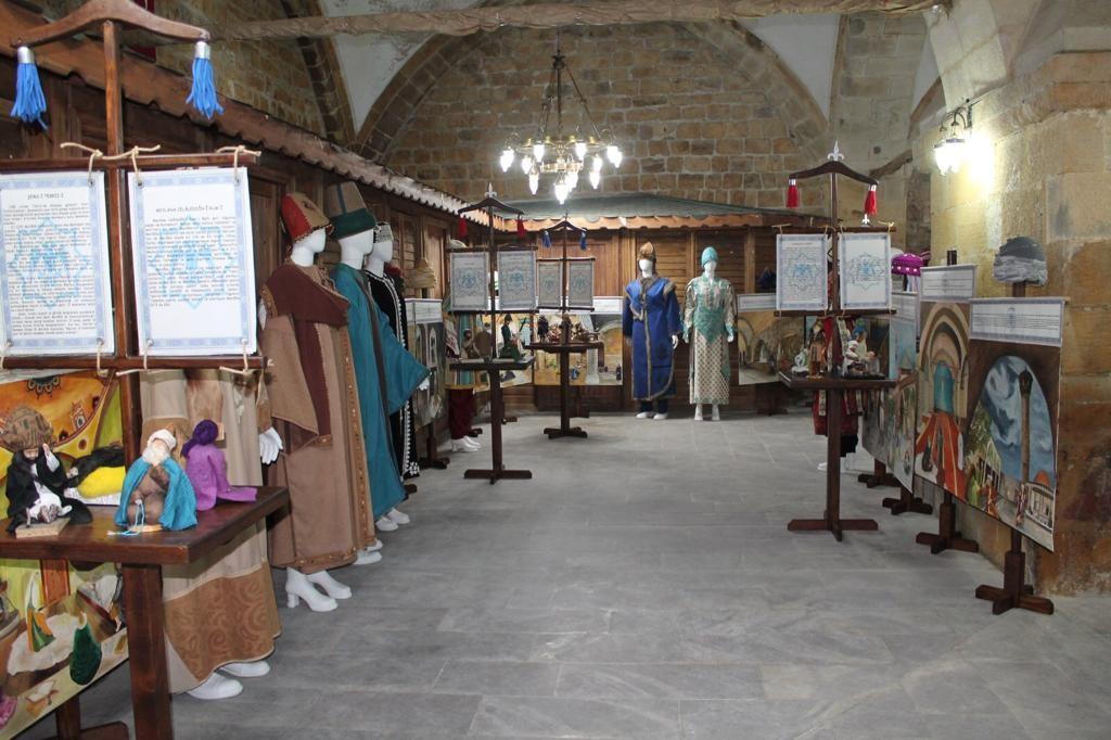 Bayburt'ta Cihad-ül Ekber Danişmendliler ve Bir zamanlar Selçuklu sergisi açıldı #bayburt