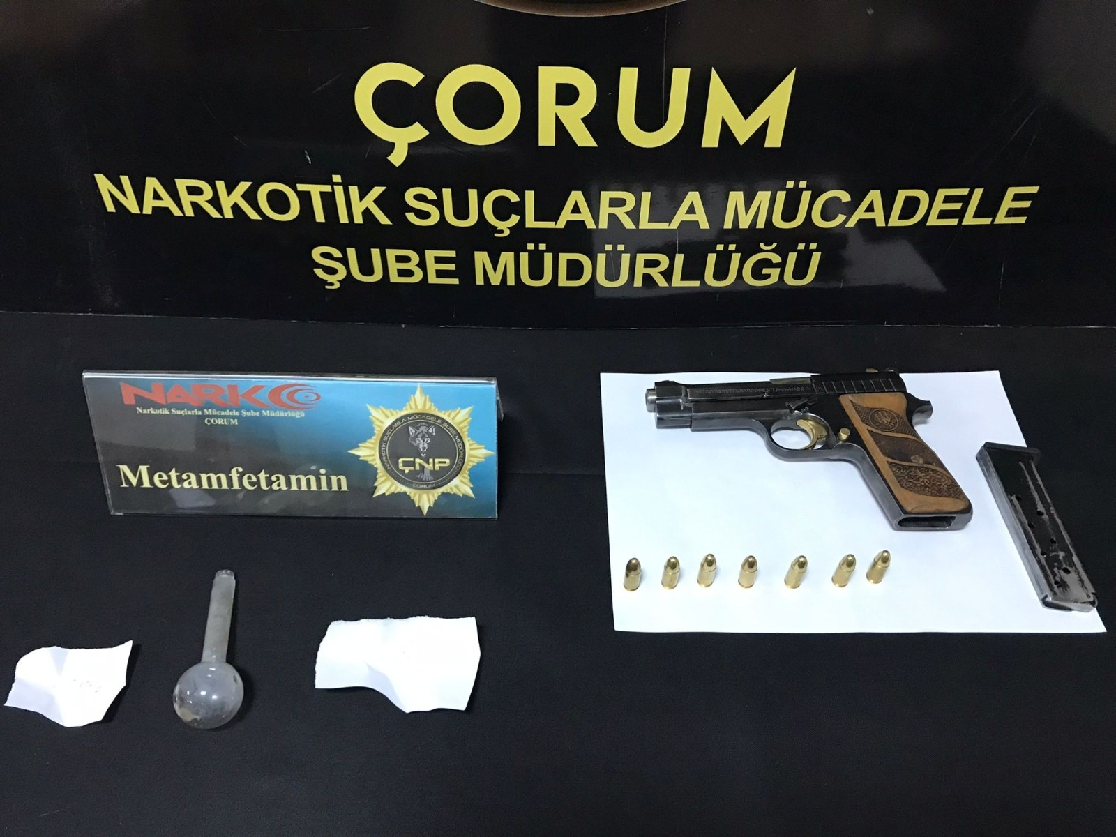 Çorum polisinden uyuşturucu operasyonu #corum