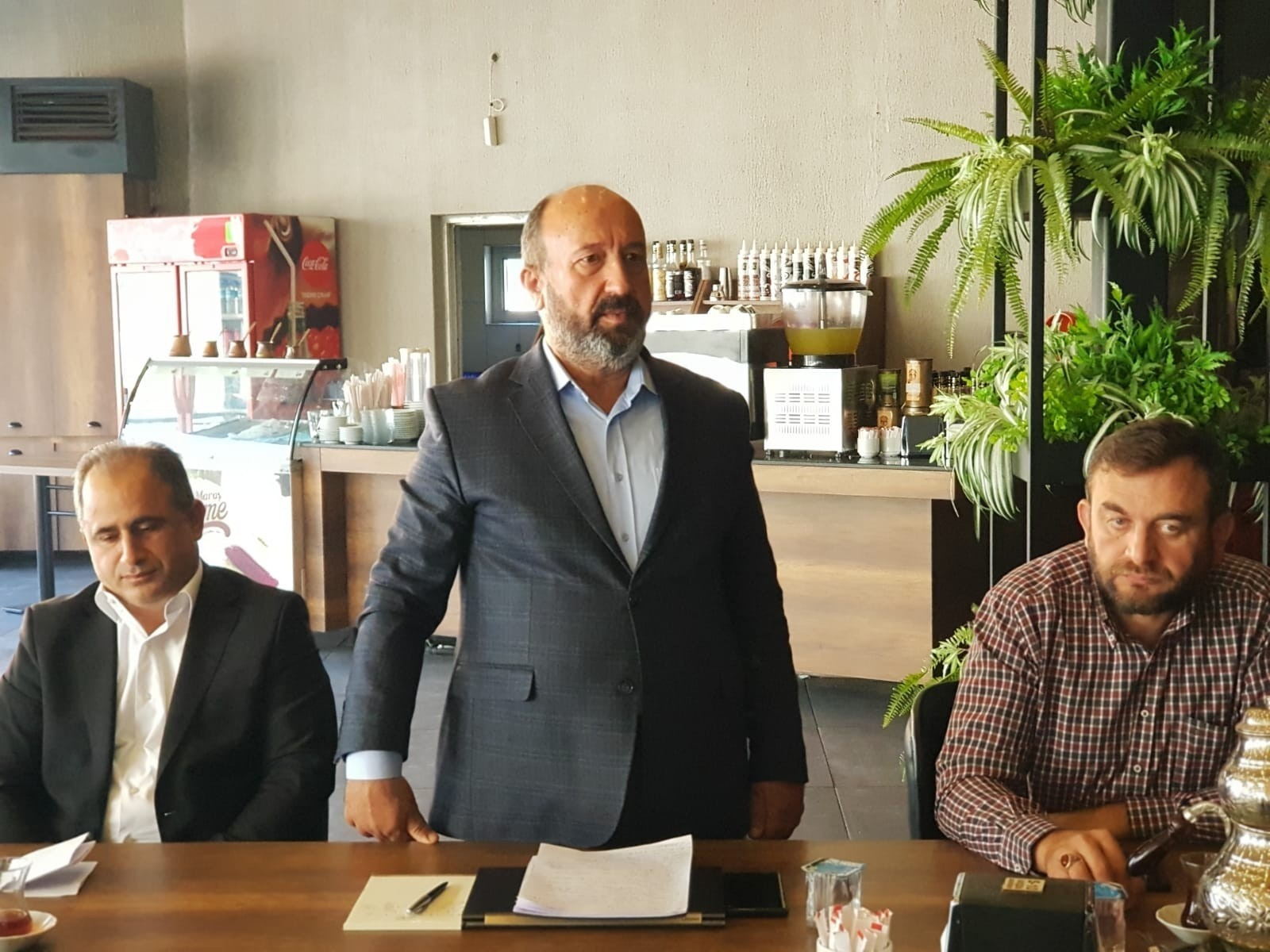 AK Parti Çorum Milletvekili Kavuncu, STK'larla buluştu #corum