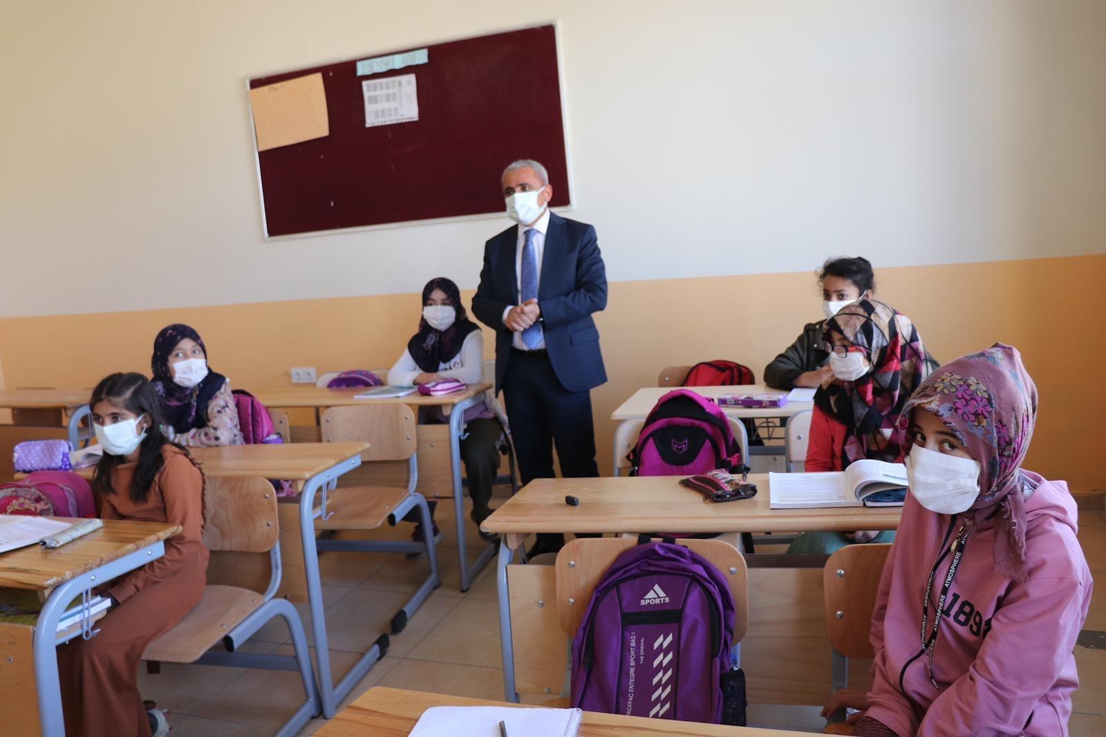 Hafızlık ortaokulu öğrenci kabulüne başladı #hakkari