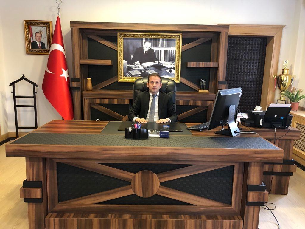 Gölhisar Kaymakamı Ulusoy göreve başladı #burdur