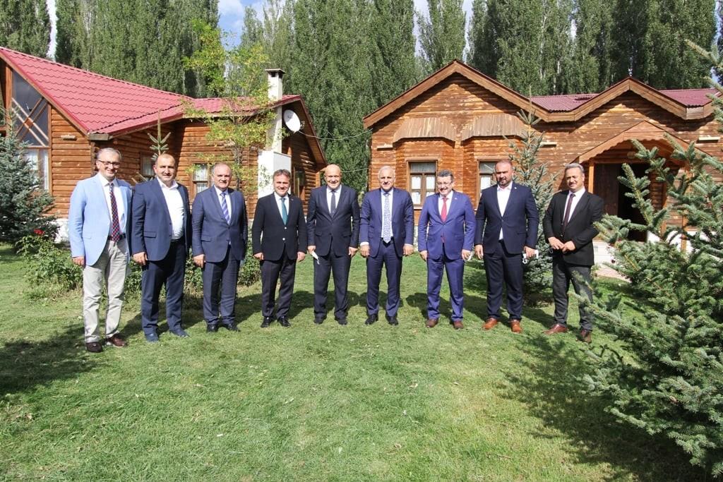 DKBB Encümen Toplantısı Bayburt'ta yapıldı #bayburt