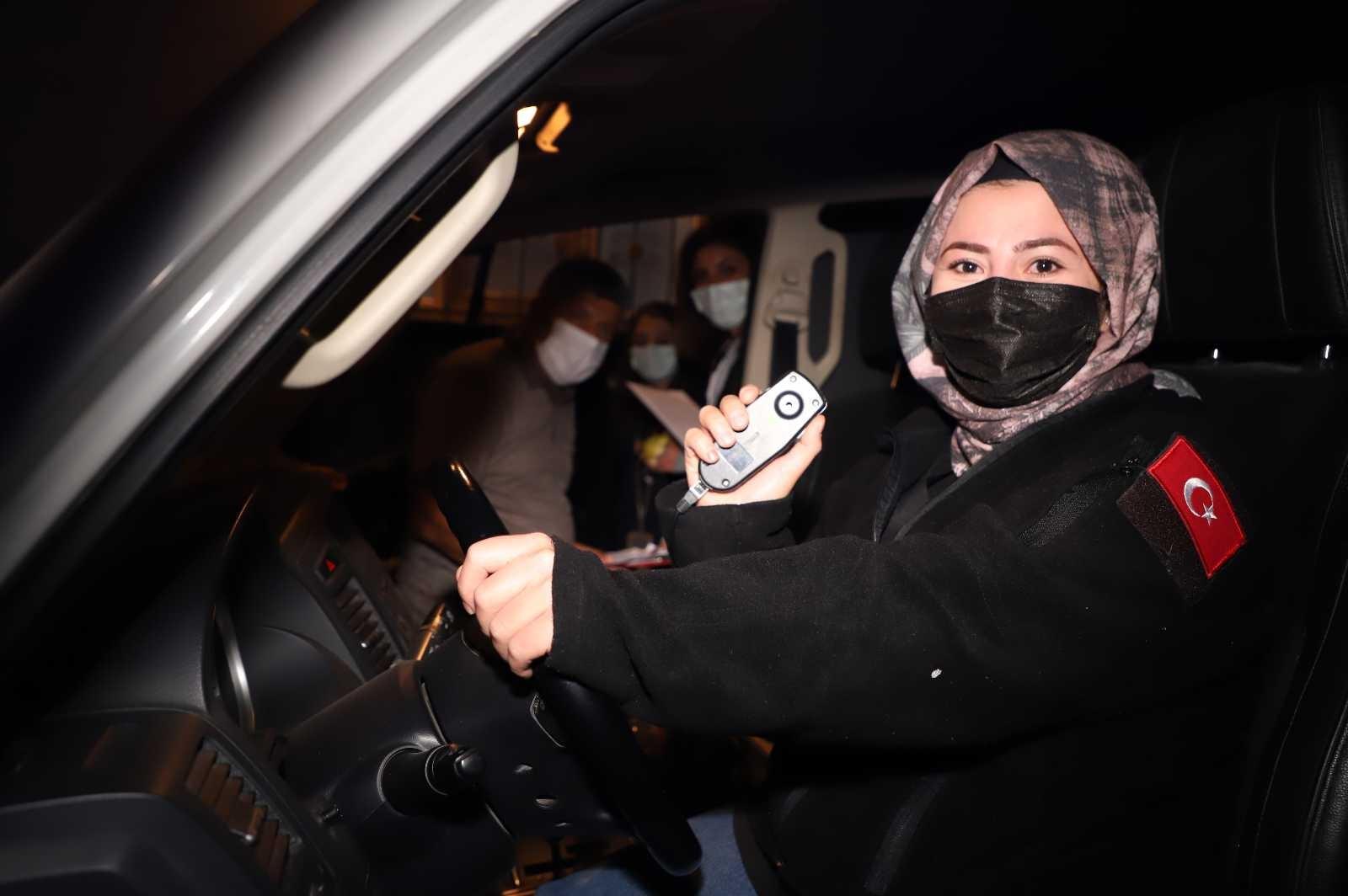 """Hakkari'de gece yarısı """"aşı seferberliği"""" #hakkari"""