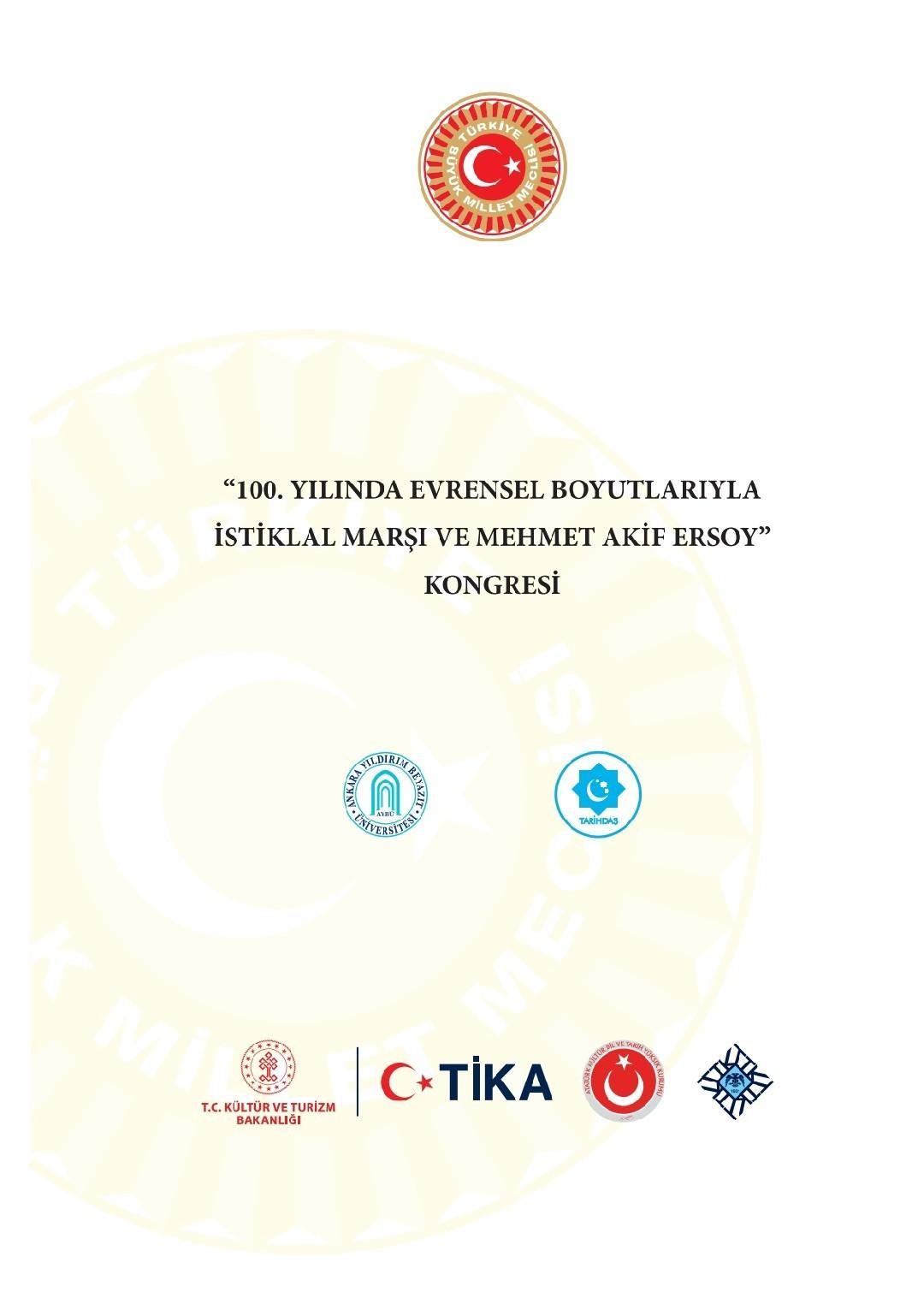 İstiklâl Marşı ve Mehmet Akif Ersoy evrensel boyutlarıyla ele alınacak #corum