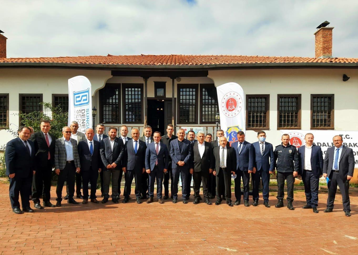 Koruma kurulu istişare toplantısı Boğazkale'de gerçekleştirildi #corum