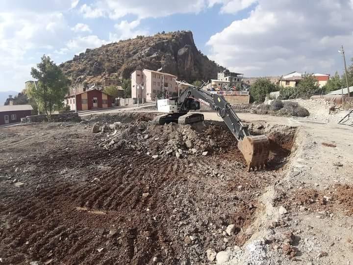 Çukurca Belediyesi için yeni hizmet binası #hakkari