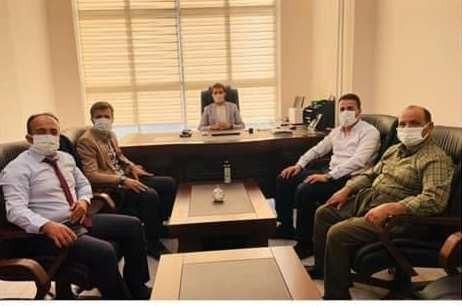 Derecik Devlet Hastanesi poliklinik ağını genişletiyor #hakkari