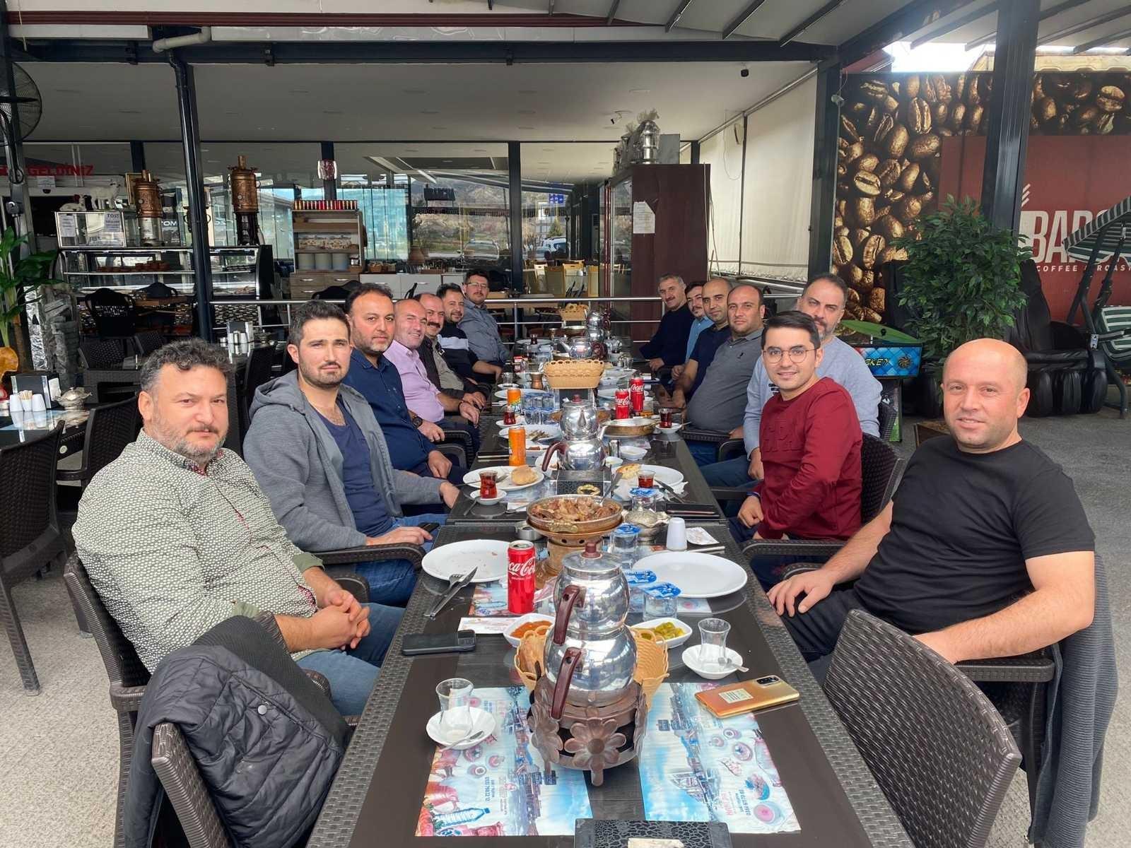Veteriner hekimler Osmancık'ta buluştu #corum