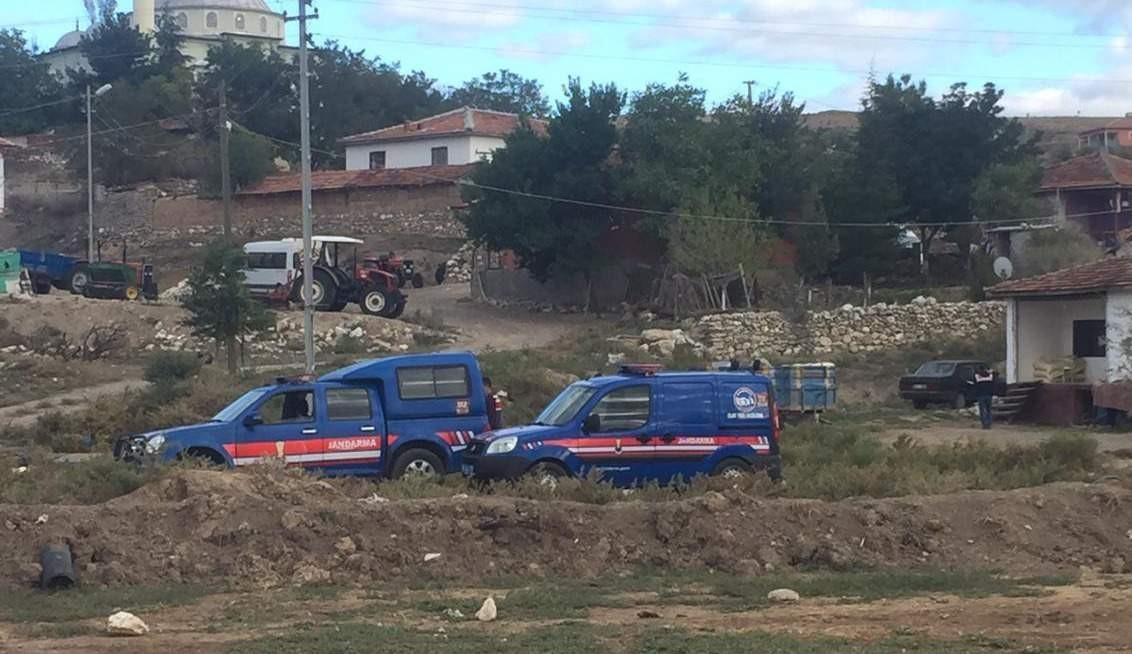 Sungurlu'da silahlı kavga: 2 yaralı #corum