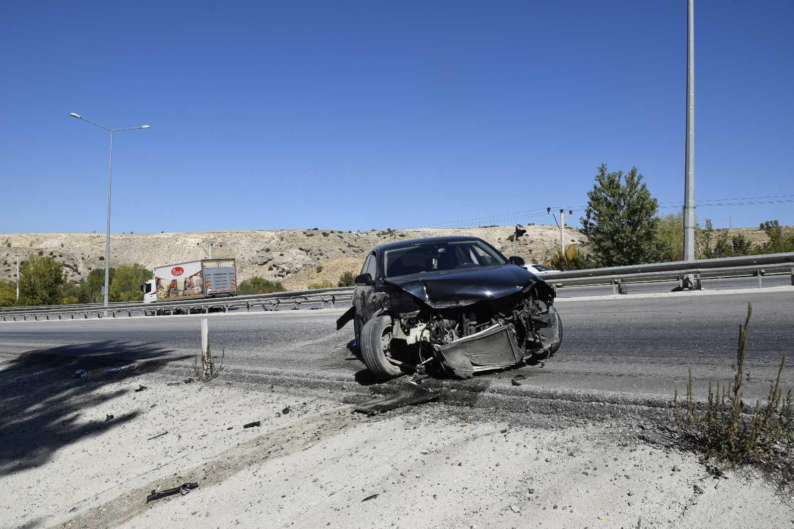 Burdur'da aday sürücü ölümden döndü #burdur