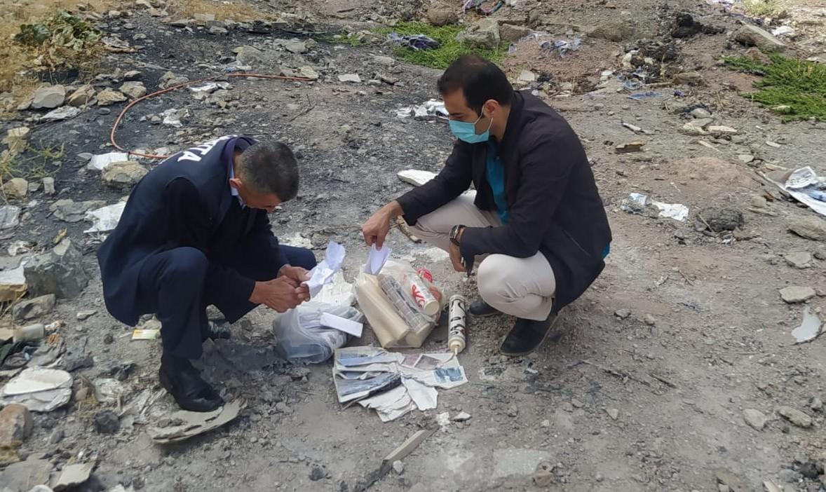 Hakkari Belediyesi sağlıksız gıdaya geçit vermiyor #hakkari