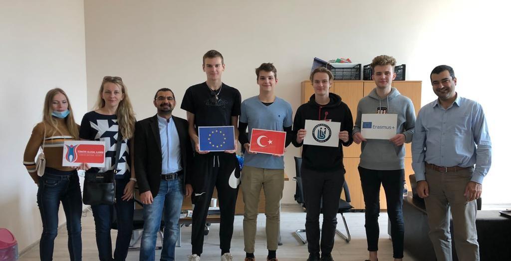 Bayburt Üniversitesi Erasmus+ öğrencilerine ev sahipliği yaptı #bayburt