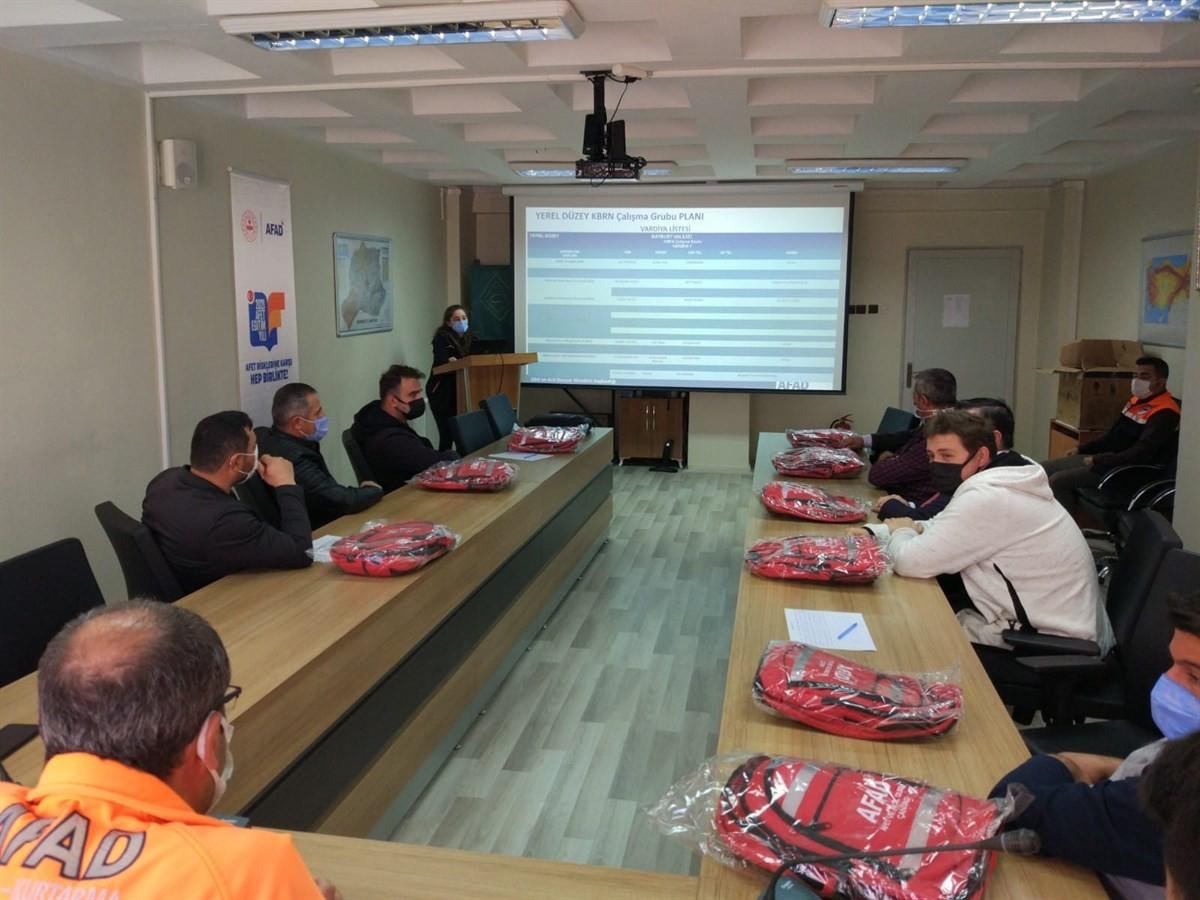 Bayburt TAMP 2021 KBRN çalışma grubu toplantısı yapıldı #bayburt