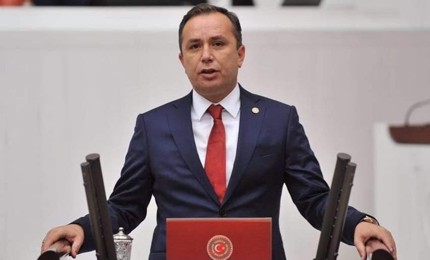 """AK Parti'li Ceylan: Bağlantı yolundaki çalışmalara başlandı"""" #corum"""