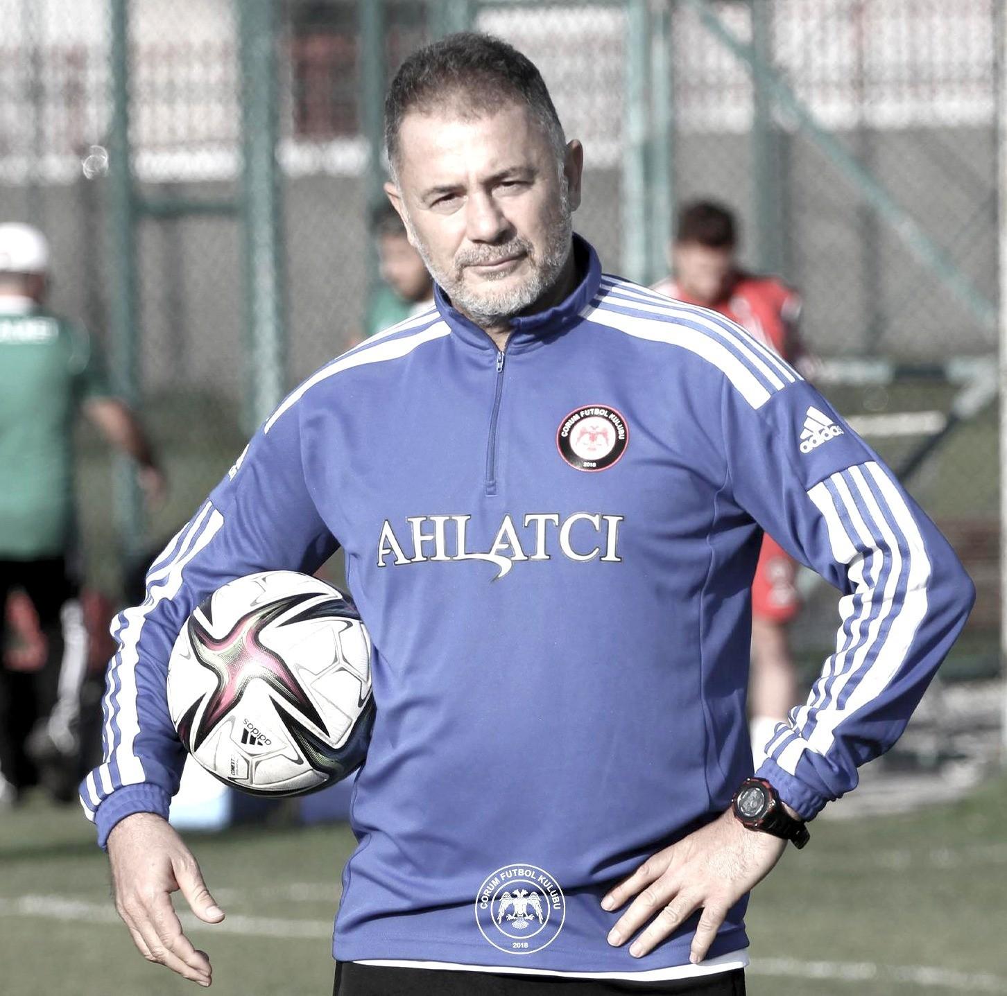 Çorum FK antrenörü Bülent Üstüner, korona vürüse yenik düştü #corum