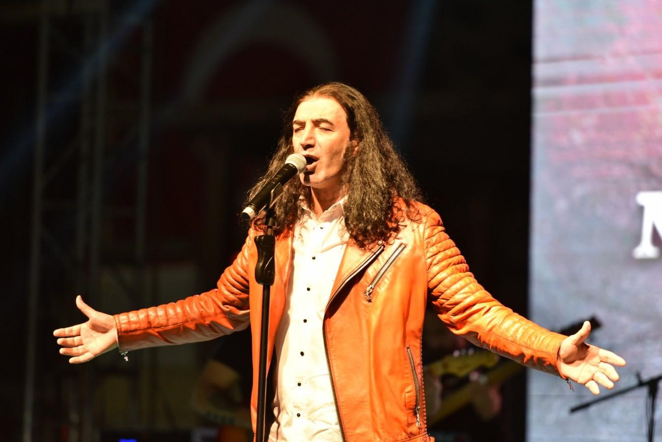 Murat Kekilli, Çorumlu hayranlarıyla buluştu #corum