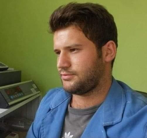 Pres makinesine sıkışan fabrika işçisi hayatını kaybetti #corum