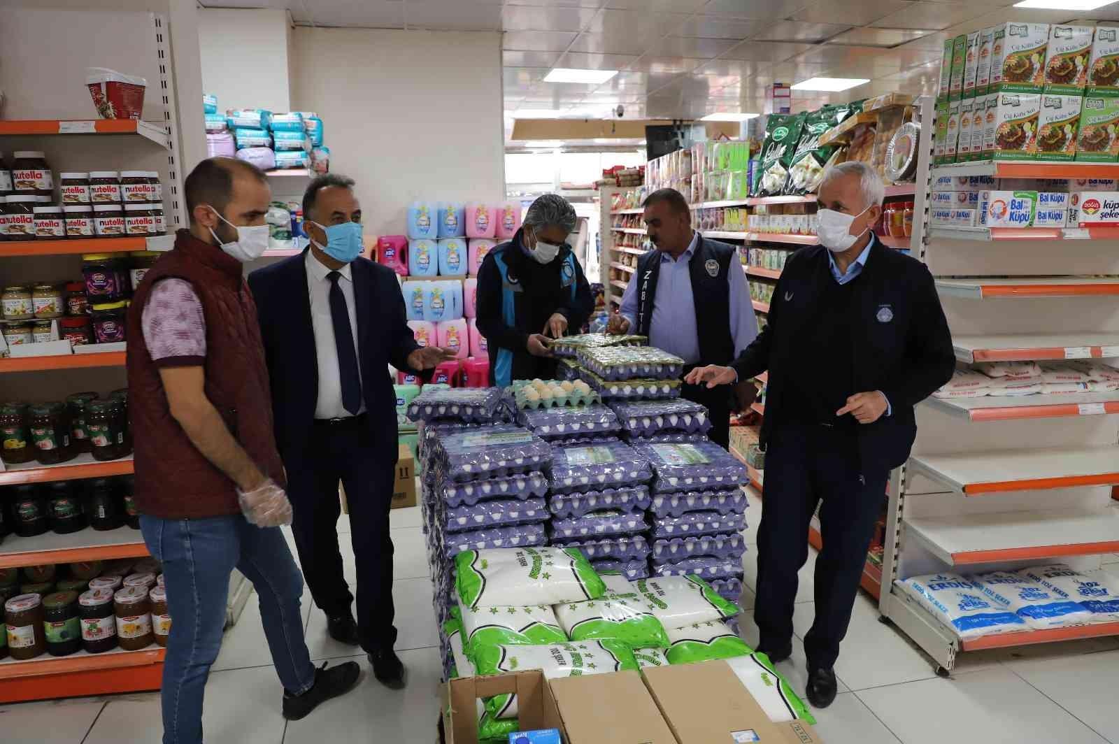 Belediye ekipleri denetimlerini sıklaştırdı #hakkari