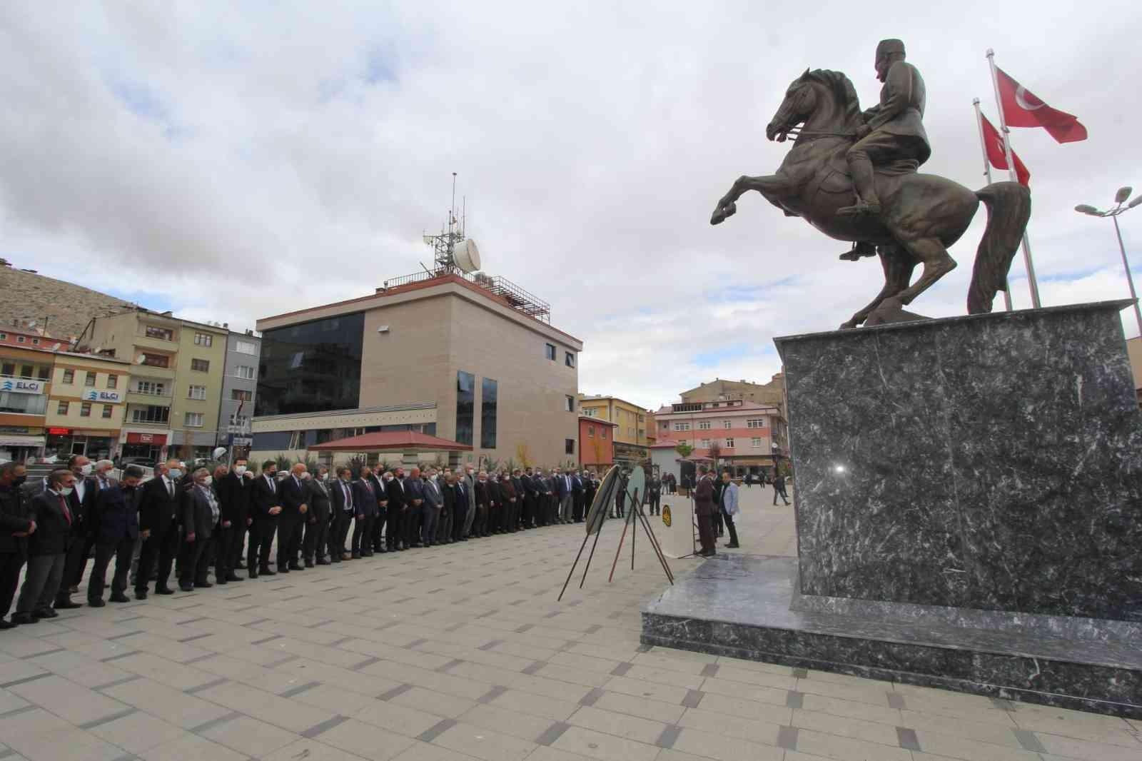 Bayburt'ta Muhtarlar Günü kutlandı #bayburt