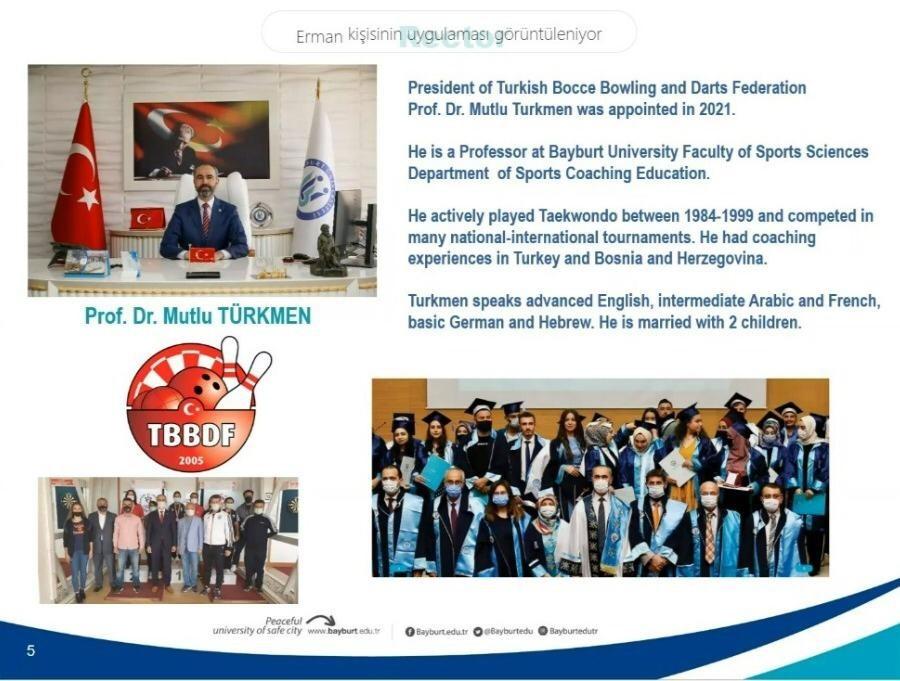Bayburt Üniversitesi ortaklığında uluslararası çalıştay düzenlendi #bayburt