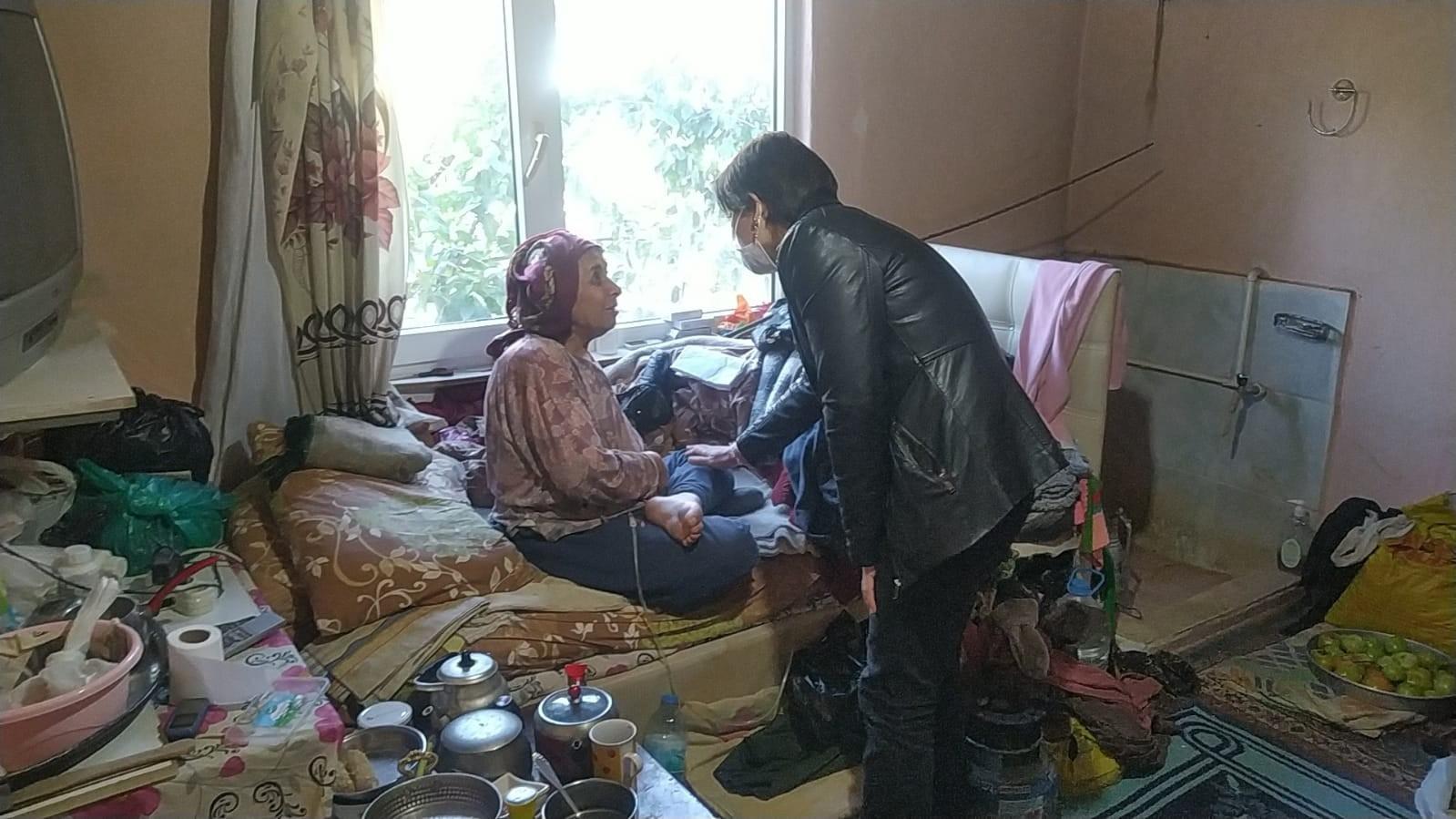 Bu ilçede yaşlı ve bakıma muhtaç vatandaşlar yalnız bırakılmıyor #corum