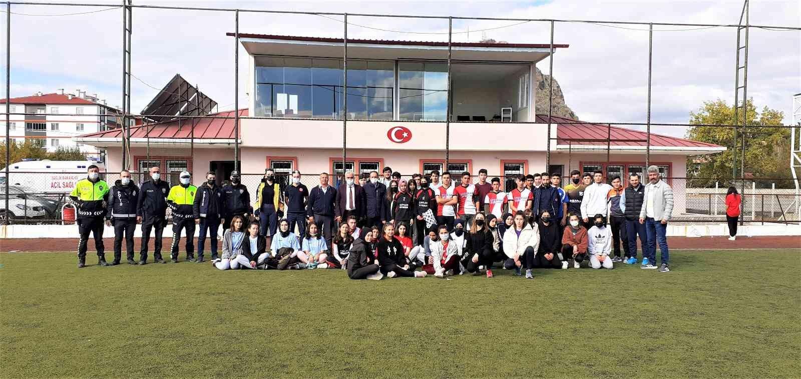 Osmancık'ta Cumhuriyet koşusu yapıldı #corum