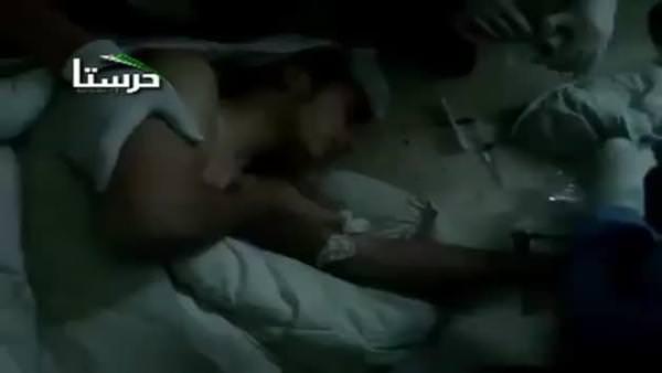 Esad yine kimyasal silah kullandı!